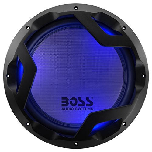 Boss Audio 12-Inch 1600-Watt Subwoofer with LED Illumination (2 Pack) by BOSS Audio Systems (Image #2)
