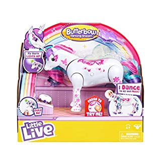 Little Live Pets Unicorn - Butterbow