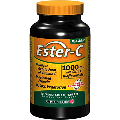 American Health Ester C 1000mg Ctrs Bioflvnds by American Health
