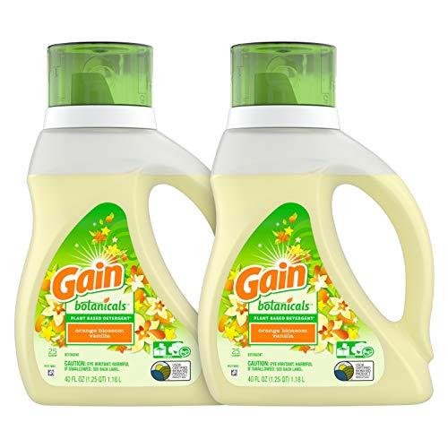 Gain Botanicals Plant Based Laundry
