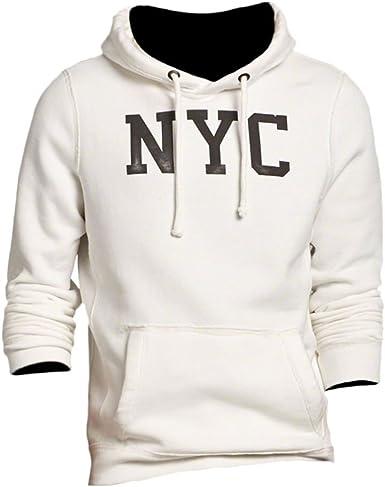 abercrombie sweat homme new york