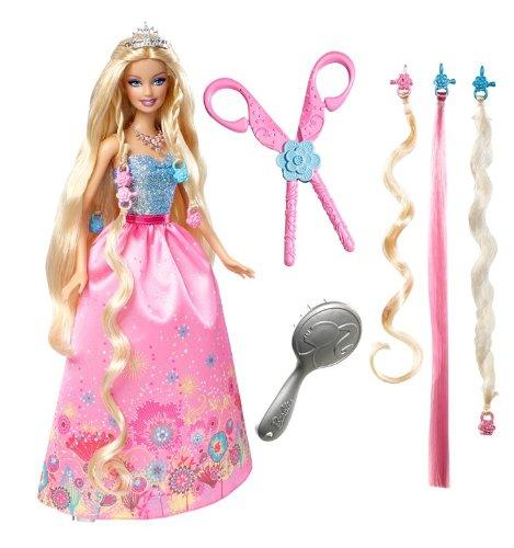 Barbie cut n style princess barbie doll buy online in - Desanime de barbie princesse ...