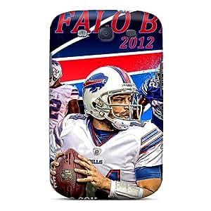 BBAXk9778gsfTp Tpu Phone Case With Fashionable Look For Galaxy S3 - Buffalo Bills