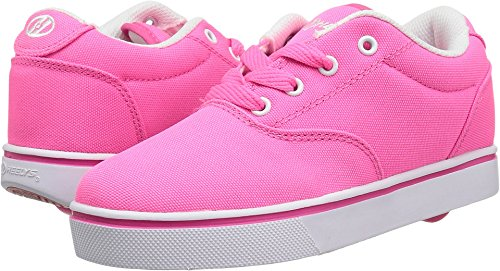 Heelys Launch Skate Shoe (Little Kid/Big Kid),Neon Pink,2 M US Little Kid