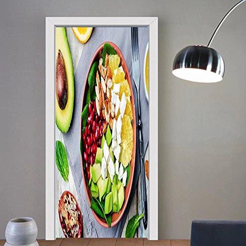 Orange Almond Salad - 1