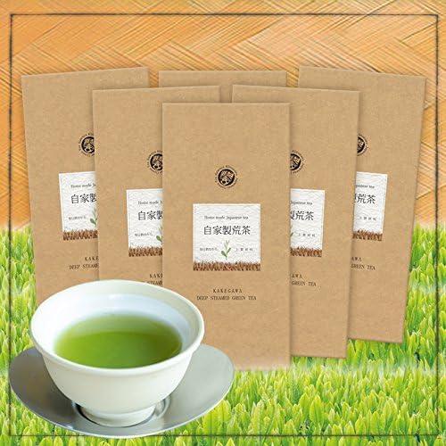 茶和家 自家製掛川一番新茶100g6個