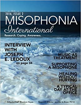 Misophonia International 2016 Issue 2: Research  Coping