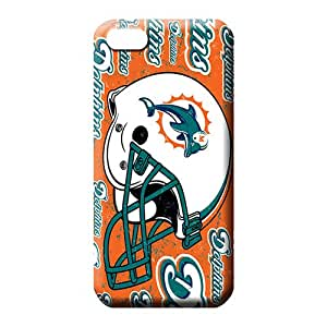 iphone 5c case Protective High Quality phone case cover miami dolphins nfl football