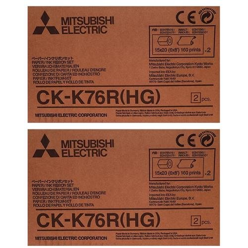 Mitsubishi 2xCK-K76RHG 6