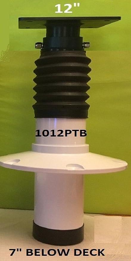18/'/' Shock Absorbing Adjustable Waverider Boat Seat Pedestal 14/'/'