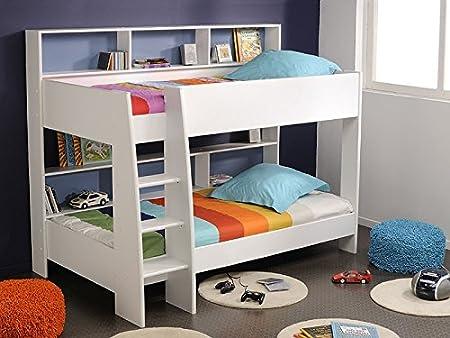 Etagenbett Zubehör Mädchen : Etagenbett tamina weiß cm blau pink bett hochbett