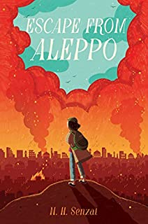 Book Cover: Escape from Aleppo