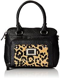 Ivana Satchel Grab Top Handle Bag