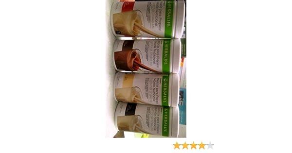 Herbalife fórmula 1 saludable comida – 4 unidades – mensaje ...