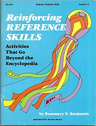 Reinforcing Reference Skills Activities That Go Beyond the