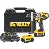 DEWALT 20V MAX Drill/Driver, 3-Speed, Premium 4.0Ah Kit