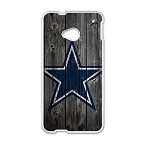 Wood Star Fashion Comstom Plastic case cover For HTC One M7