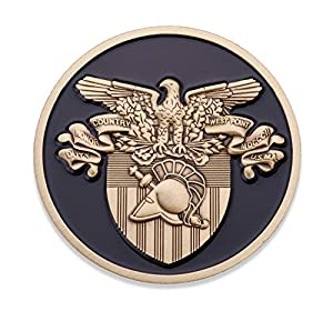 West Point Army Challenge Coin - United States Military Academy Challenge Coin - Amazing US Army Military Coin - Designed by Military Veterans! from Coins For Anything Inc