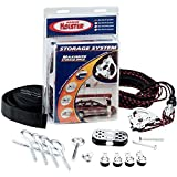 Hoister Direct 7803 - Overhead Storage Hoist for Jeep Top Removal, Truck Caps, Bikes, SUP, Dinghies, Canoes, Kayaks, Surfboar