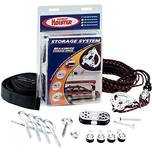 Harken Hoister 7803B.JEEP 4 Point Hoister System (for Jeep Top