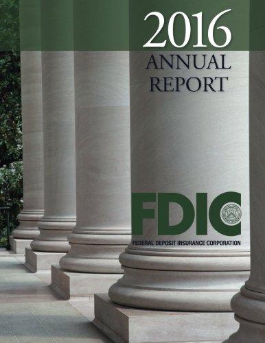 2016 Annual Report FDIC Federal Deposit Insurance Corporation