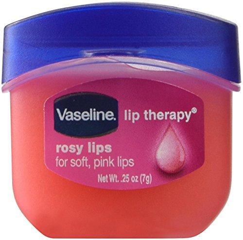 Vaseline Rosy Lip Balm - 4