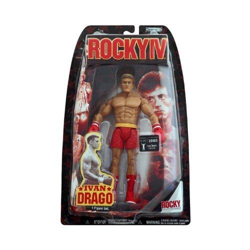 Jakks Pacific Rocky IV (Series 4) Action Figure Ivan Drago (Fight Gear)
