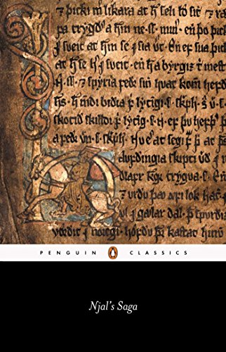 Njal's Saga (Penguin Classics) by imusti