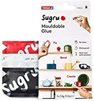 Sugru Moldable Glue - Multi-Purpose Glue for Creative Fixing and Making