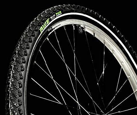 AWE® – Cubierta para Bicicleta (26 x 2.0 Ciclo neumático: Amazon ...