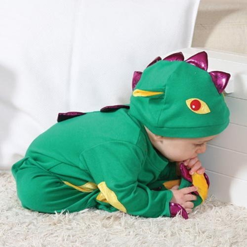Baby Dragon - Infant Costume 6 - 12 months by Travis Dreambag