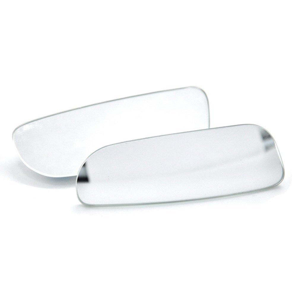 TOOGOO 2 pcs Miroir de Voiture de 360 degres Retroviseurs convexes a Grand Angle convexes pour Spot Aveugle 157670