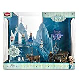 Disney- 2015 FROZEN Elsa & Anna Musical Ice Castle Play Set - New in box