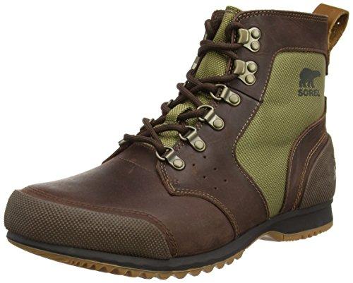 SOREL Ankeny Mid Hiker Ripstop Boot - Mens (Tobacco/Elk, 7.5)
