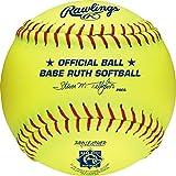 Rawlings Official Babe Ruth League Softball, 12