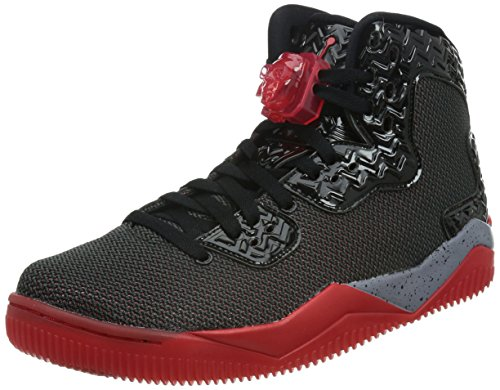 Jordan Nike Cement Shoe PE Grey Jordan Black Men's Basketball Red Forty Air Fire Spike ttaqwpf