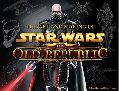 The Art and Making of Star Wars: The Old Republic (Swtor Best Republic Class)