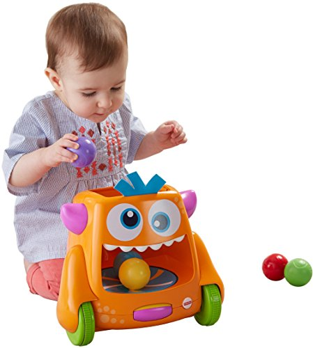 Fisher-Price Zoom n Crawl Monster Toy