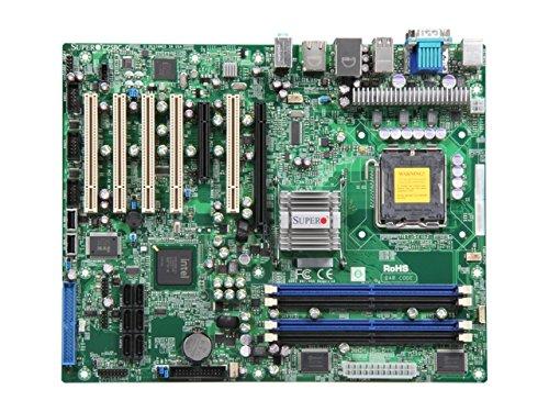 - Supermicro C2SBC-Q-B LGA775/ Q35/ DDR2/ A&V&2GbE/ ATX Motherboard