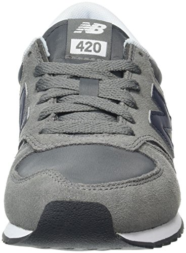 Balance Adulto 420 Unisex Blue de New Grey Zapatillas Running Multicolor aYfnwq