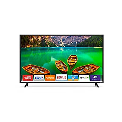 "VIZIO 55"" Class D-Series - 4K Ultra HD, Smart, LED TV - 2160p, 120Hz (D55-E0)"