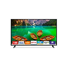 "VIZIO D55-E0 55"" 4K Ultra HD Smart Led Television (2017)"