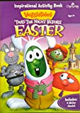 img - for Inspirational Activity Book Veggietales