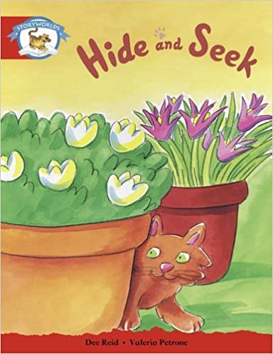 Book Literacy Edition Storyworlds Stage 1, Animal World, Hide and Seek by unknown (1996-04-15)