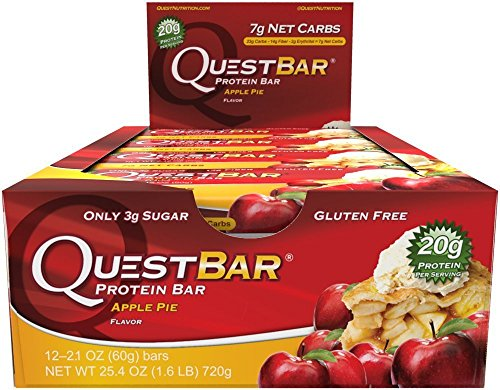 Quest Nutrition Quest Protein Bar Apple Pie (pack of 3)