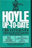 img - for Hoyle Up - to - Date Official Rules for All Important Games book / textbook / text book