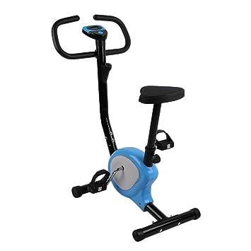 YESPER Bicicleta Estatica Fitness Bike Regulable Ultracompacta ...