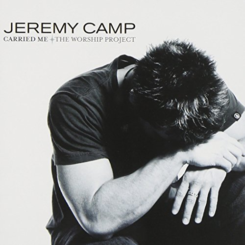 Carried Me: The Worship Project Album Cover