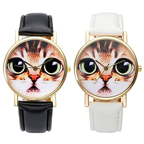Top Plaza Animal Leather Watch Pack