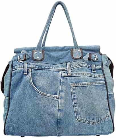 Jacquard Tote and Shoulder Bag SJ1130
